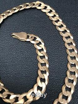 9ct Gold Bracelet 375 Hallmarked 102759