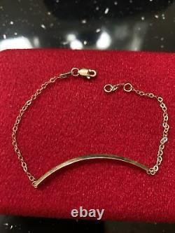 9ct Gold Bracelet Scrap Or Wear