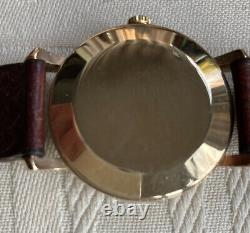 9ct Gold Hallmarked Garrard Watch