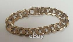 9ct Gold Mens' Bracelet 101844