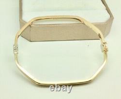 9ct Gold bangle