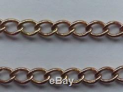 9ct Gold vintage Charm Bracelet C1964