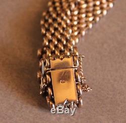 9ct Solid Gold Bracelet