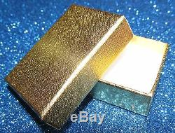 BEAUTIFUL SECONDHAND 9ct YELLOW GOLD DIAMOND LINE BRACELET 18.5cm