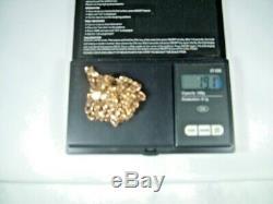Excellent Job Lot 9ct Solid Gold Bracelet & Necklace Scrap Or Wear 19.1 GMS NR