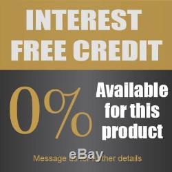 Heavy 9ct Gold Large Textured Curb Bracelet 50.3G 9 RRP £2020 C158