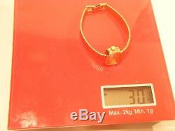 Ladies Longines 9ct Gold Watch & 9ct Gold Bracelet