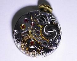 Ladies Vintage Bracelet Watch Rolex Precision 9ct Gold