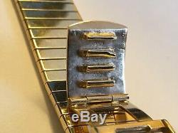 Men's Longines Solid 9ct Gold Vintage Wind Up Watch&Solid 9ctGold Bracelet Swiss