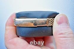 OMEGA vintage 9ct gold ladies watch with bracelet