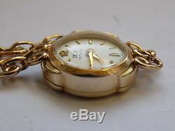 SUPERB LADIES ROLEX TUDOR ROYAL 9 ct GOLD WRIST WATCH ROLEX 9 ct GOLD BRACELET