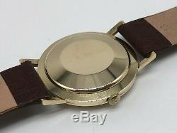 Vintage 9ct 9k Solid Gold ROLEX Tudor Prince Mens Automatic watch Gold Bracelet